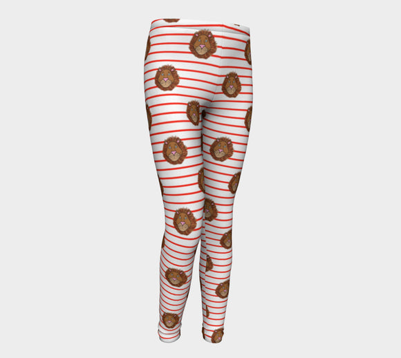 Leo the Lion Youth Leggings