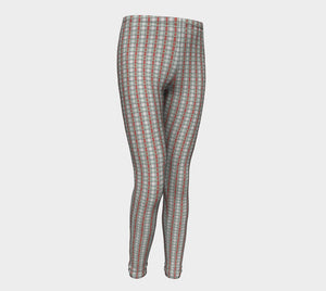 Classic Plaid Youth Leggings