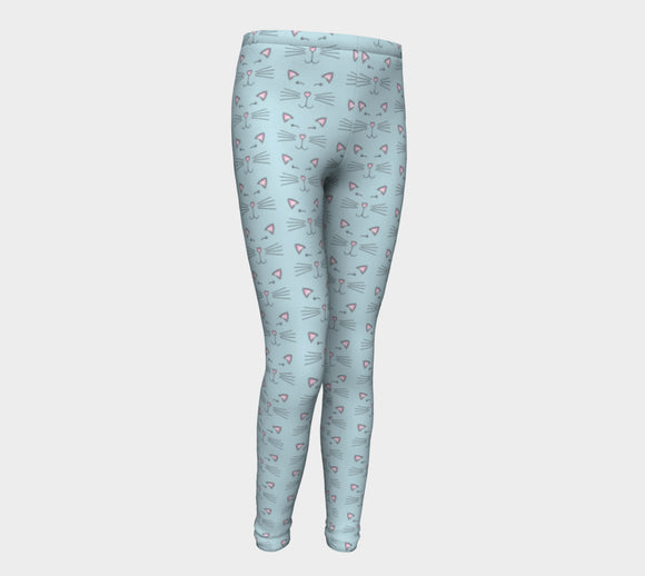 Pretty Kitty Youth Leggings