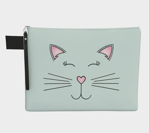Pretty Kitty Pouch