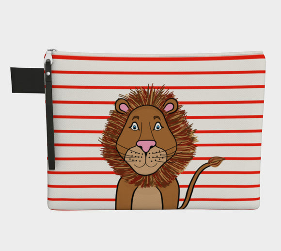 Leo the Lion Pouch