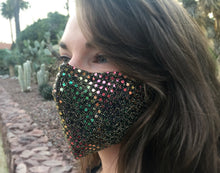 Prana Dust Mask - Rainbow Sequin Dot