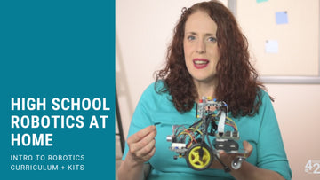 Homeschooling High School Robotics
