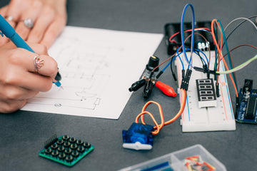 Why Use Curriculum to Teach Electronics, Programming, and Robotics?