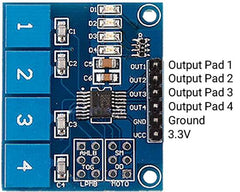 Capacitive Touch Sensor Pinout