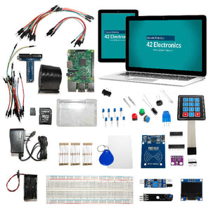One Semester Electronics & Coding Course Classroom Set