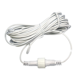 30' Extension Cord for Defiant Solar Security Light (Model#: DFI-0452-WH)