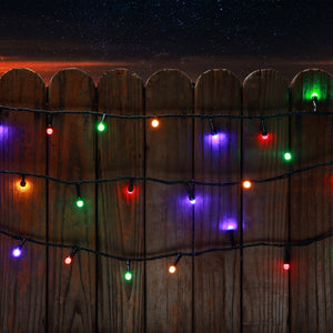 8mm Mini Globe LED Lights with Wireless Smart Control