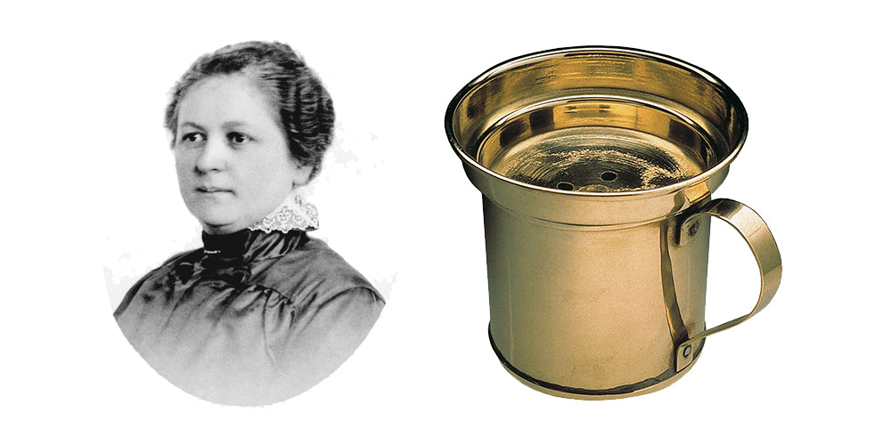 From yuck to yum: A brief history of pour over coffee, featuring the inimitable Melitta Bentz