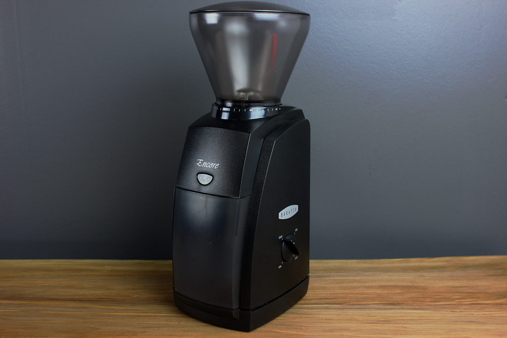 In praise of the Baratza Encore