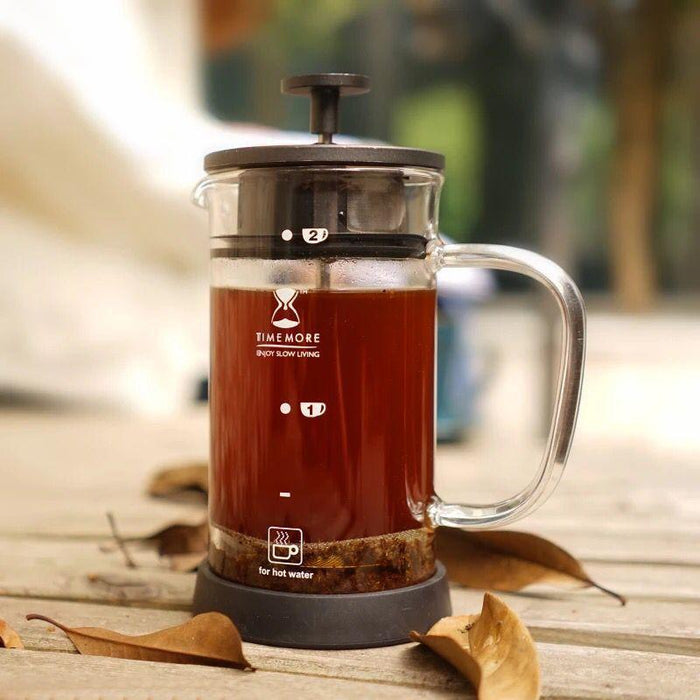 French Press Brew Guide - Hacked!