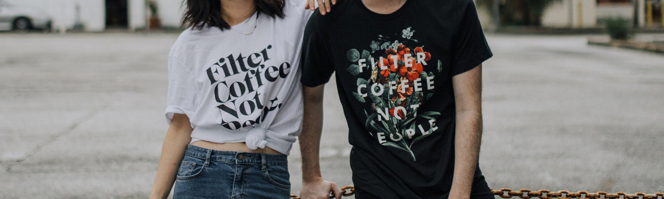 Coffee Apparel and Wearables