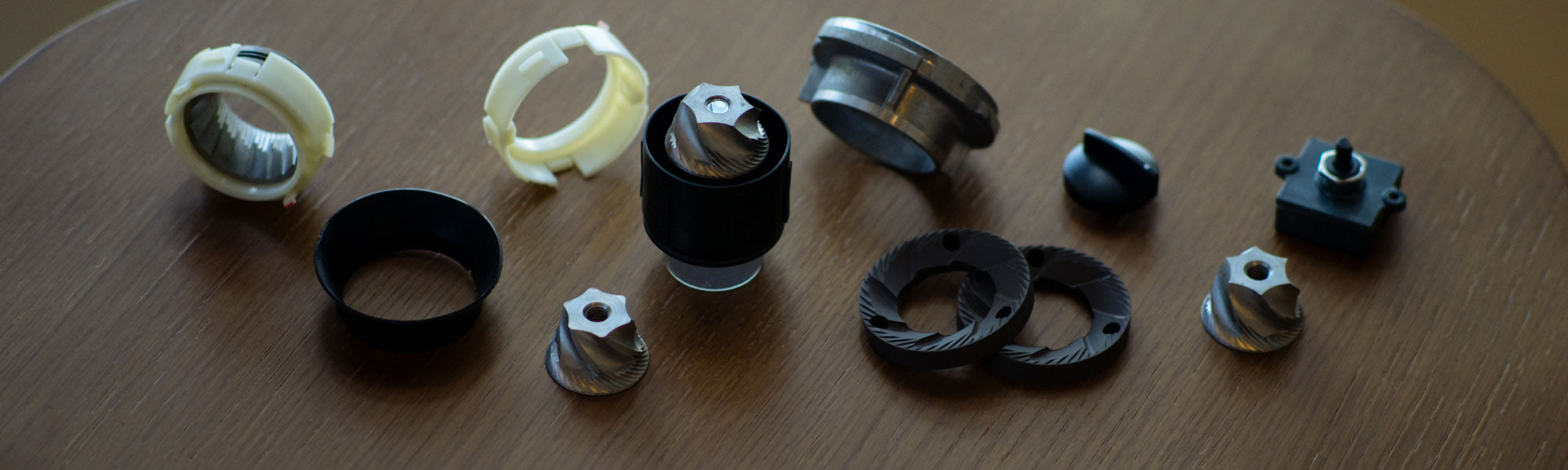 Grinder Parts and Accessories