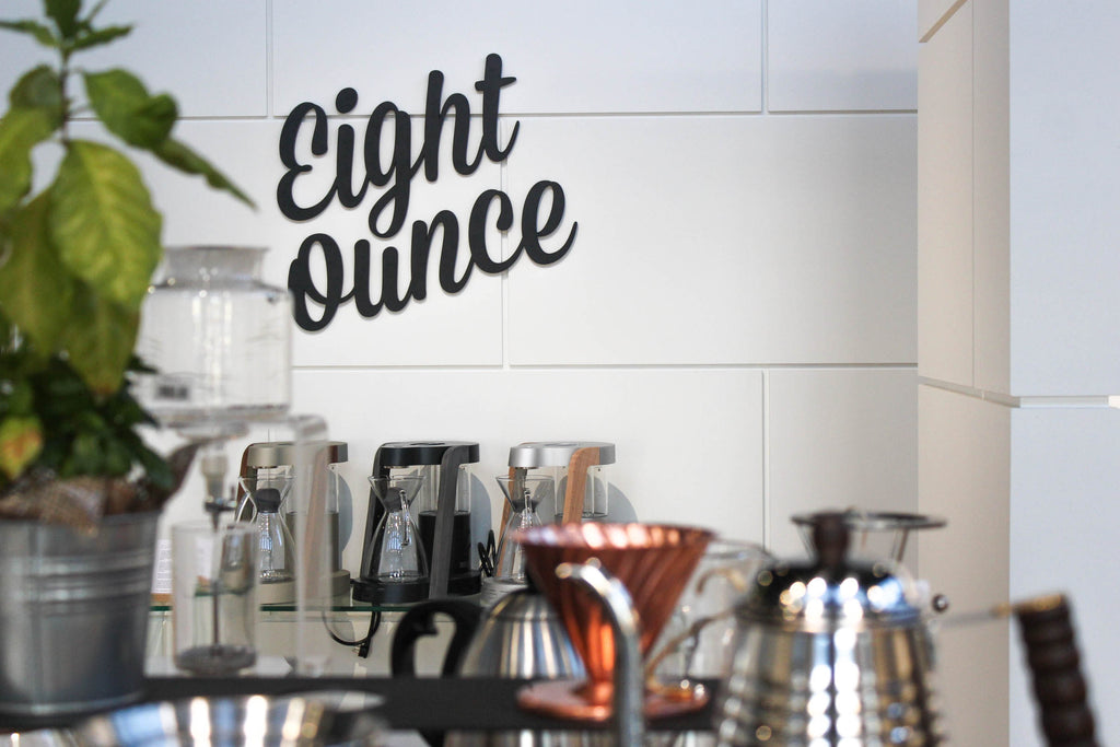 Eight Ounce Calgary Showroom