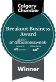 Breakout Business Award Winner