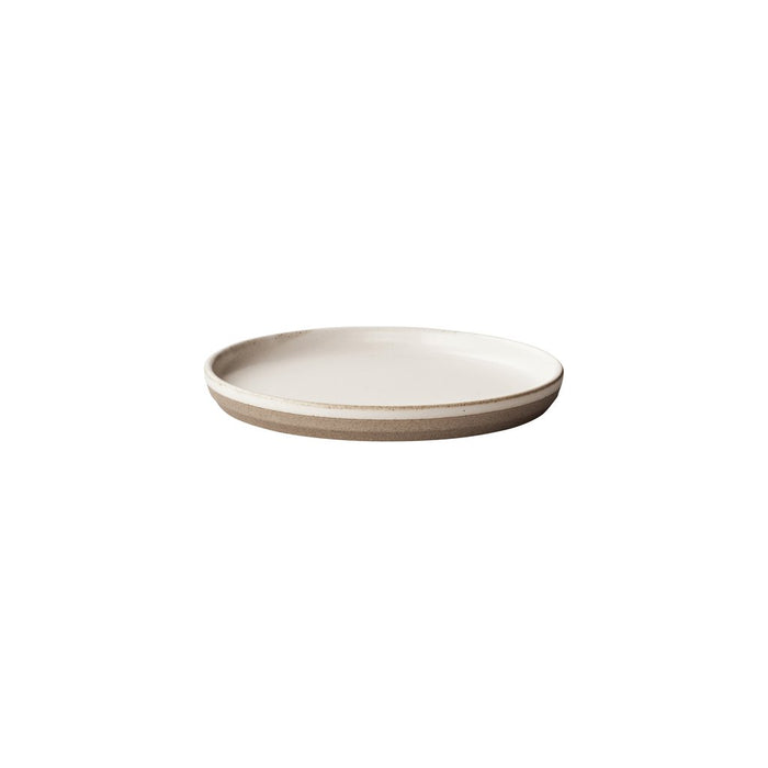 KINTO Ceramic Lab Plate 160mm