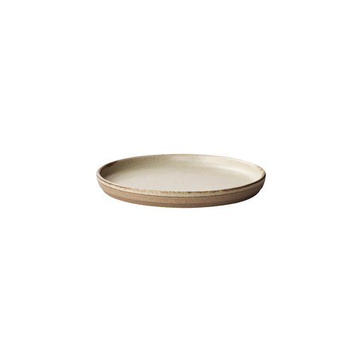 KINTO Ceramic Lab Plate 160mm 3-Pack