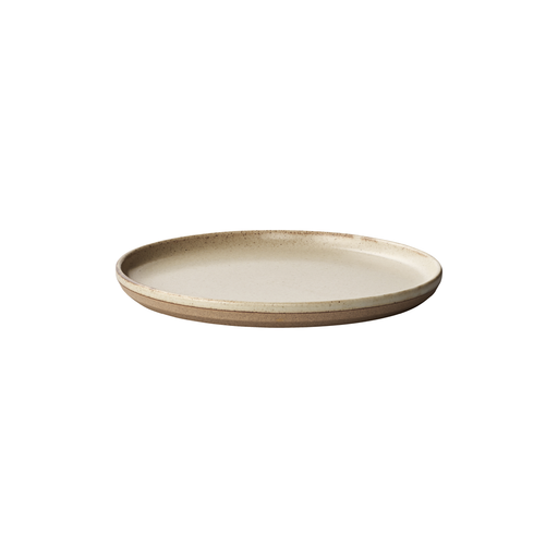 KINTO Ceramic Lab Plate 200mm 3-Pack