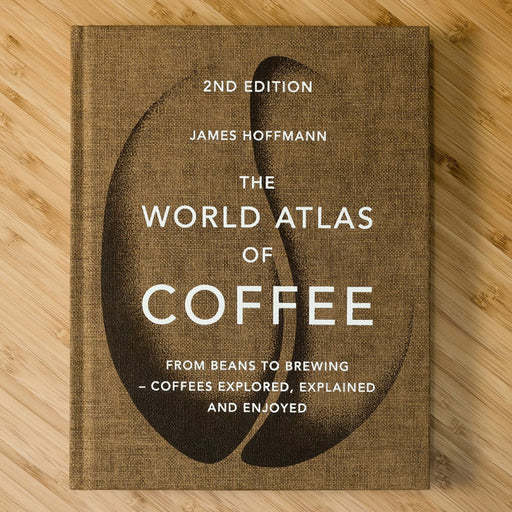 World Atlas of Coffee 2nd Edition