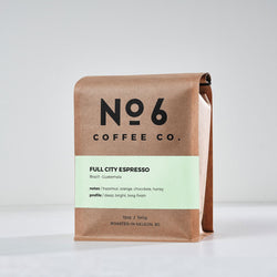 No6 Full City Espresso