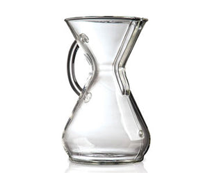 Chemex Glass Handle 8 Cup