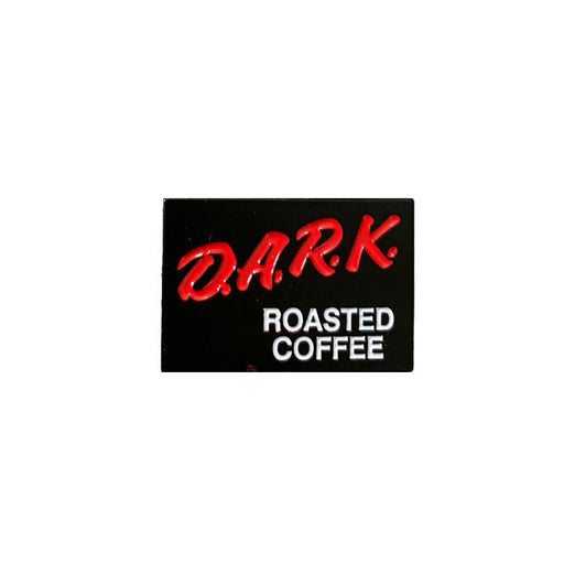 DOB Caffiend Dark Roast Coffee Pin