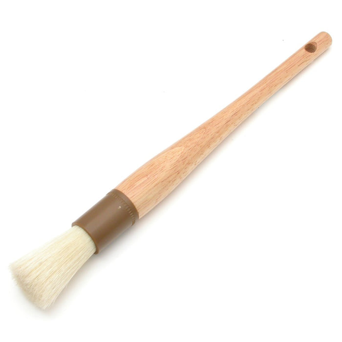 Espresso Grinder Brush with Natural Bristles