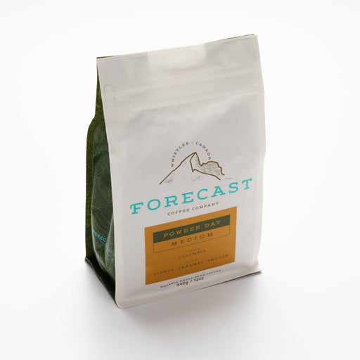 Forecast Coffee Powder Day Medium Roast: Colombia