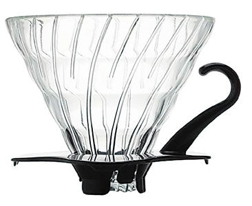 Hario V60-02 Glass Black
