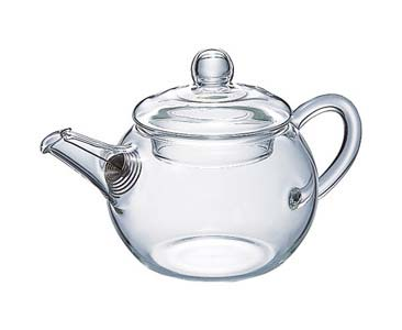 Hario Kyusu Glass Tea Pot
