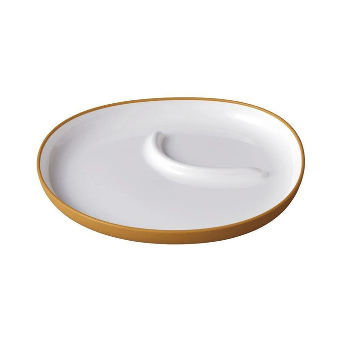 KINTO BONBO Child's Plate Yellow