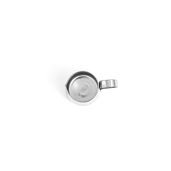 Miniature Milk Pitcher Cream Server Top View