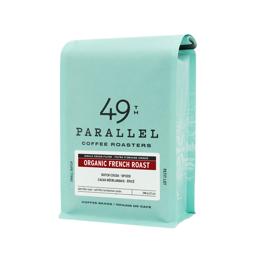 49th Parallel Coffee Roasters Organic French Roast