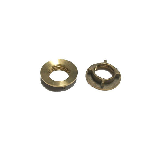 Pitcher Rinser Sprayer Flange Nut