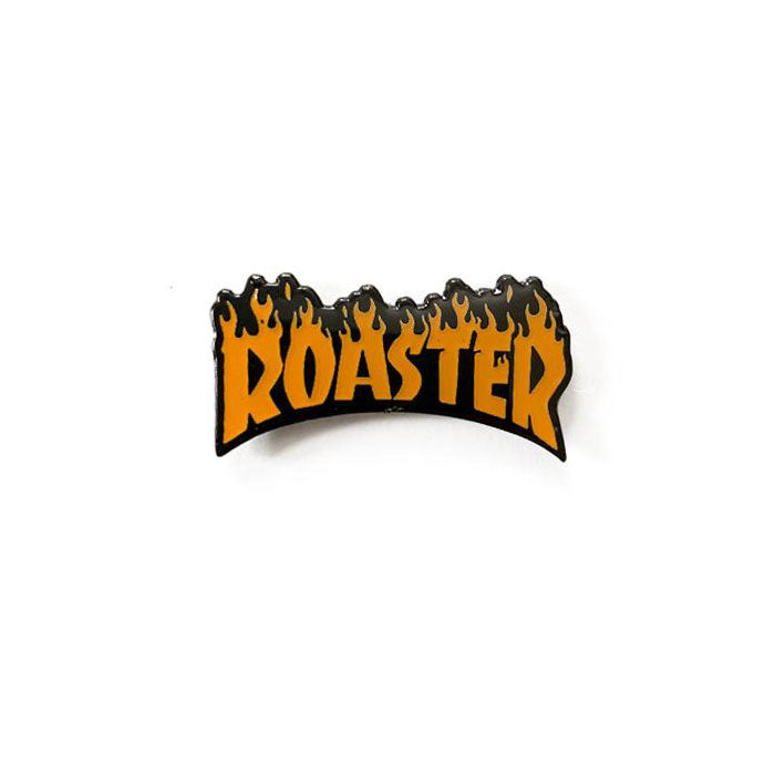 DOB Caffiend Thrasher Roaster Pin