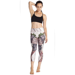Fashion Athleisure Fitness Leggings