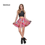 Red Heart Skirt