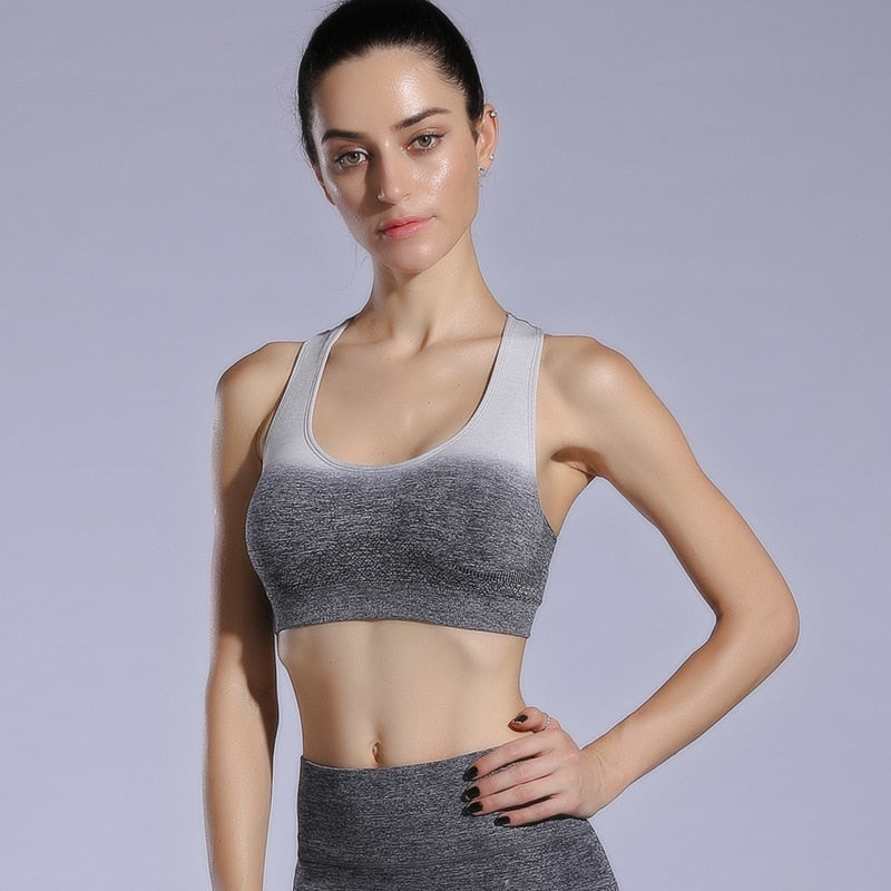 Sports Bra for Fitness Yoga Running Pad - Activa Star