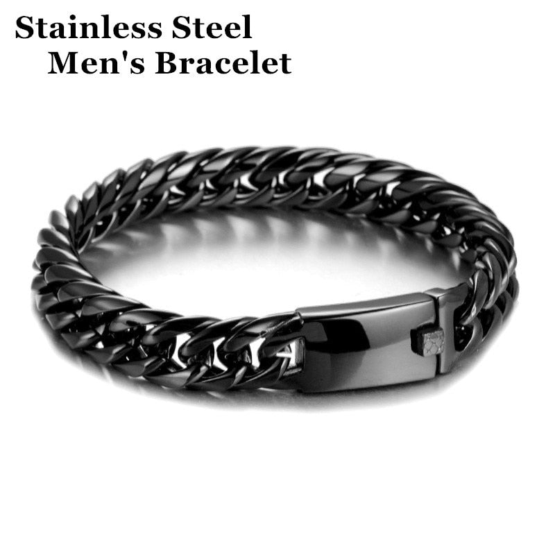 Men Stainless Steel Bracelet
