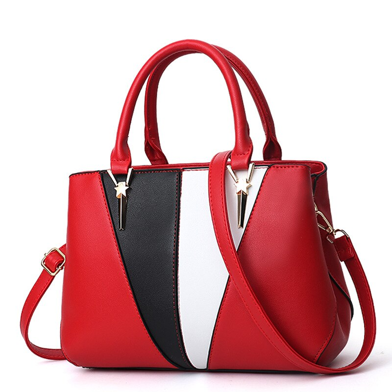 Women Bags Casual Tote Women PU Leather Handbags Fashion Women Messenger Bags Famous Brands Designer Korean style bolsos mujer