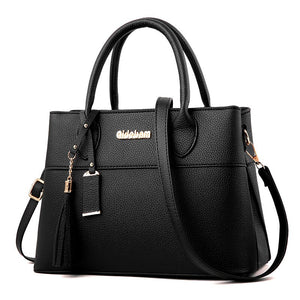 women bag Fashion Casual women's leather handbags Luxury handbag Designer Shoulder bags new bags for women 2019 bolsa feminina