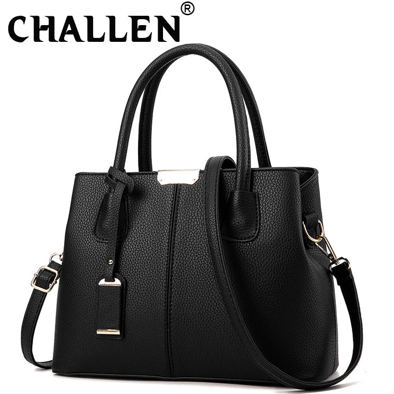 Female Messenger bag Large Capacity Casual Tote Women's Handbag Crossbody shoulder bag Bolsas Femininas Sac A Main B44-51