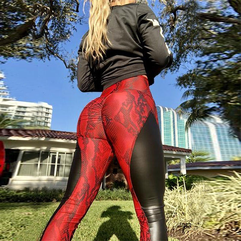 Aly Sports Leggings