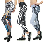 Althea Printed Sports Leggings