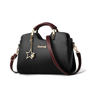 women bag Fashion Casual women's handbags Luxury handbag Designer Shoulder bags new bags for women 2019 bolsos mujer black