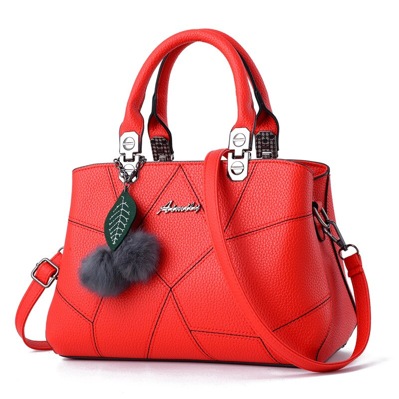 Fashion Women Handbag PU Leather Women Bag Large Capacity Tote Bags Big Ladies Shoulder Bag Famous Brand Bolsas Feminina