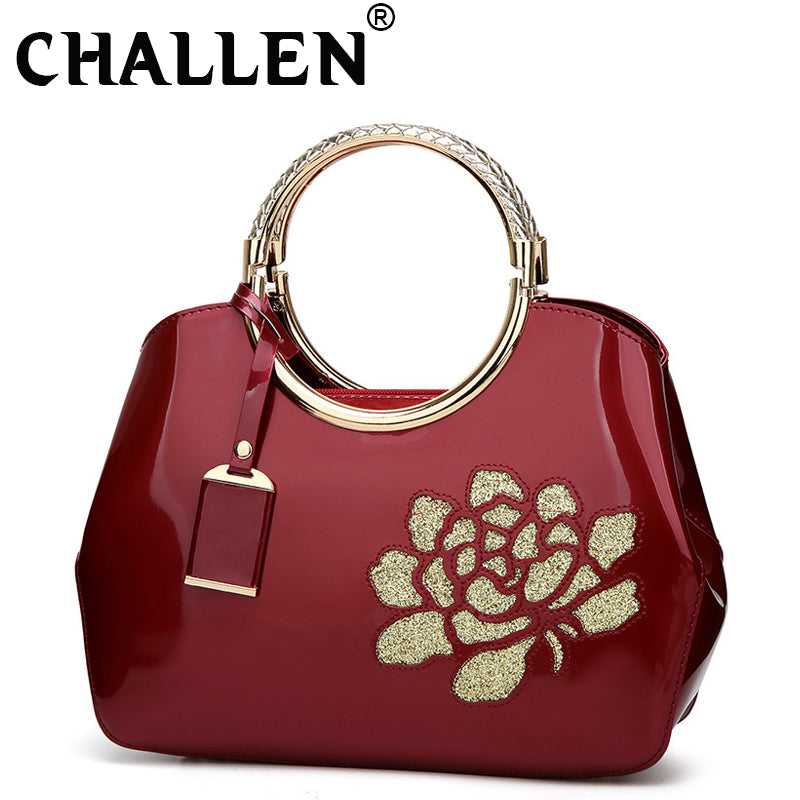 Vintage Ladies Casual Tote Fashion handbag Casual Quality Leather PU Women's Handbag Crossbody shoulder bag Messenger bag B44-13