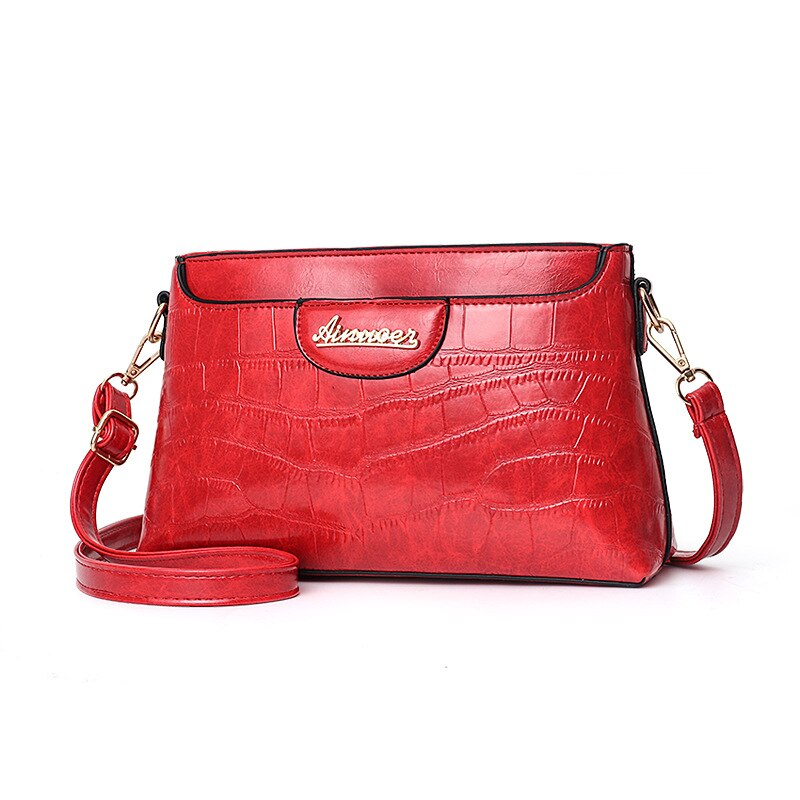 women bag women's handbags Luxury ladies' leather handbag Messenger Bag Designer new bags for women 2019 and Korean Style