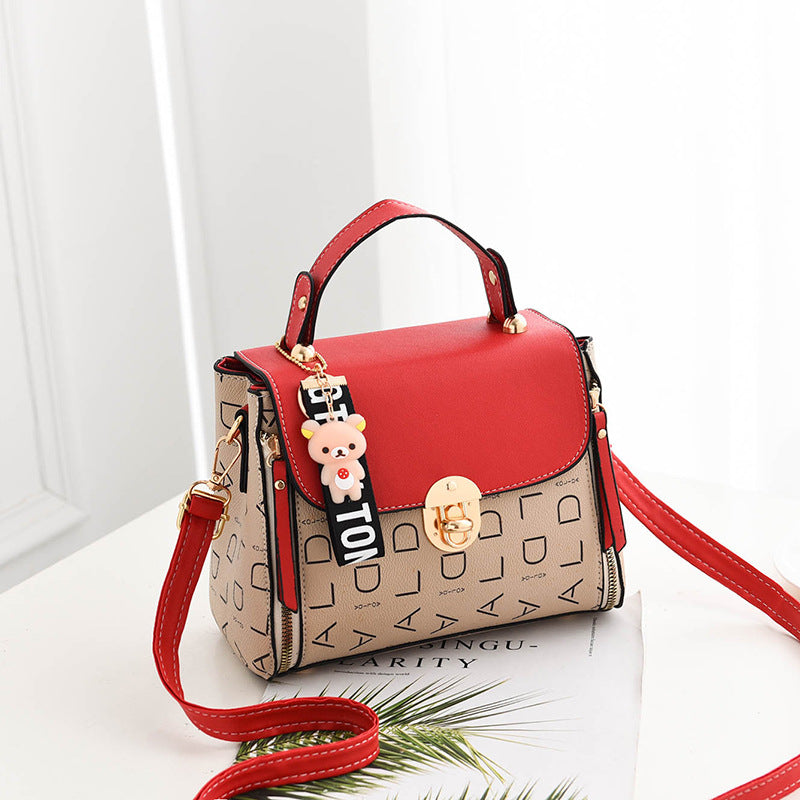 Women Message Bags Brand Women handbag Bags Fashion Mini Bag for Teenager Girls With Sequined Lock Gifts