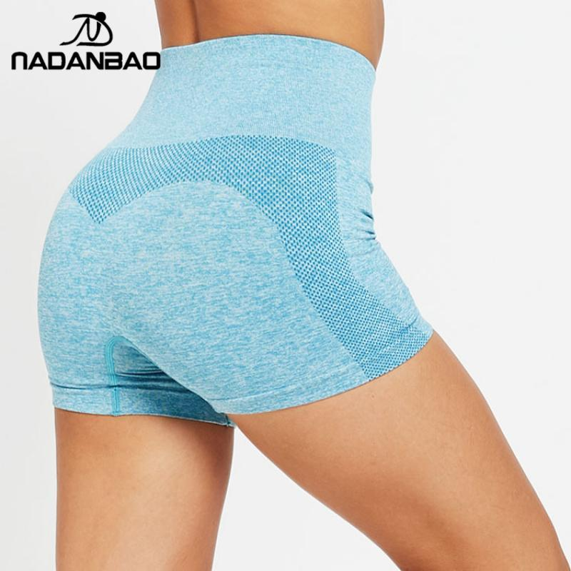 Women Fitness Yoga Shorts